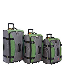 Hybrid 3-Pc. Spinner Luggage Set