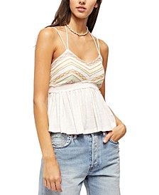 Well-Traveled Halter Top