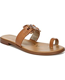 Eaden Toe-Loop Flat Sandals