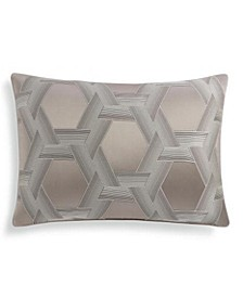 Honeycomb Trellis Standard Sham, Created for Macy's