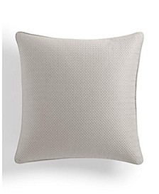 "Honeycomb Trellis 18"" x 18"" Decorative Pillow, Created for Macy's"