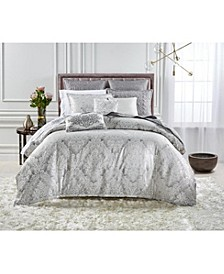 Classic Embossed Jacquard Full/Queen Duvet