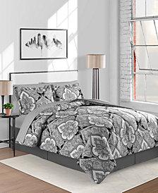 Gotham 8-Pc. King Comforter Set