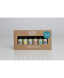 Essential Oil Bluzen Original Pack, 10 ml Bottles