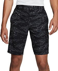 Men's Flex Camo Golf Shorts