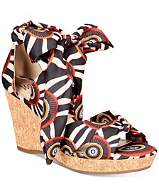 Ozara Wedge Sandals