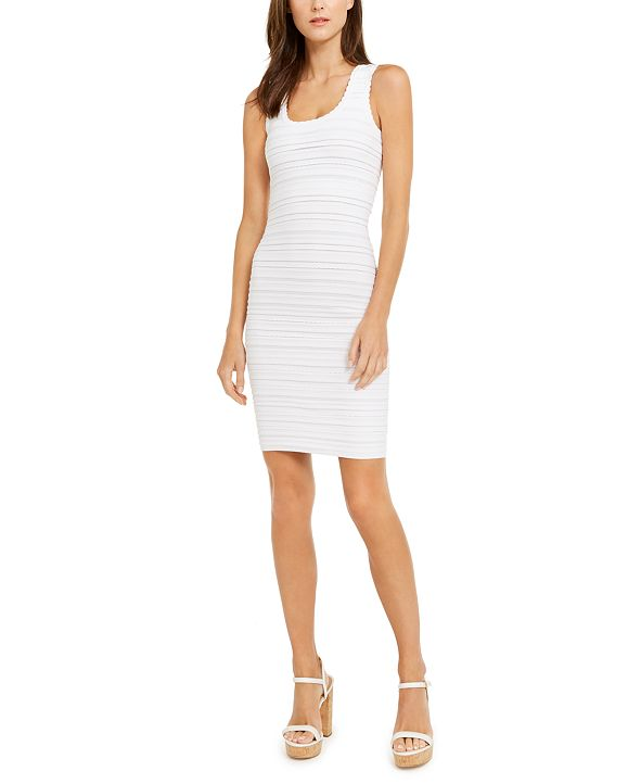 Michael Kors Textured Tank Dress