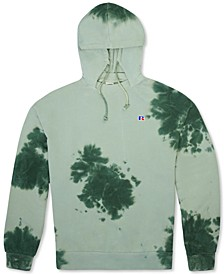 Men's Slim-Fit Oscar Garment-Dyed French Terry Hoodie
