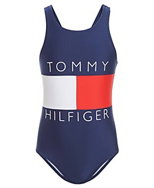 Girl Flag Two-Piece Swimsuit