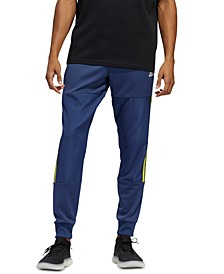 Men's Hybrid Colorblocked Track Pants