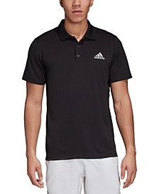 Men's Tennis Club Polo