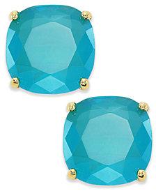 kate spade new york Square Stud Earrings