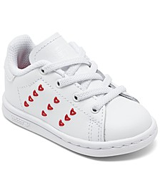 Kids Toddler Originals Stan Smith Casual Sneakers from Finish Line