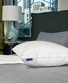 Arctic Nights 10x Cooler Supportive Fiber Jumbo Bed Pillow Powered by REACTEX