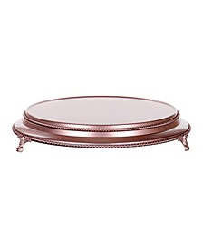 "Jocelyn 16"" Metal Wedding Cake Stand"
