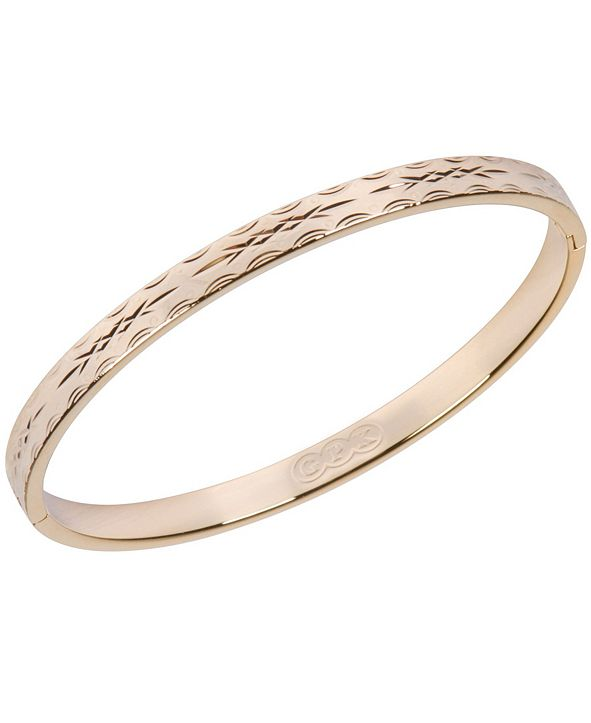Grace Kelly Collection 18k Gold Plated Place In The Sun Bracelet