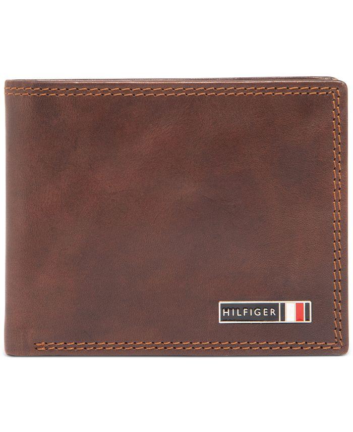 Tommy Hilfiger - Men's Slimfold RFID Wallet