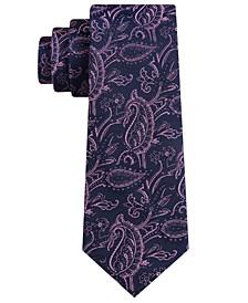 Men's Tonal Paisley Tie