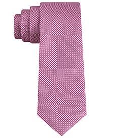 Men's Unsolid Solid Weave Tie