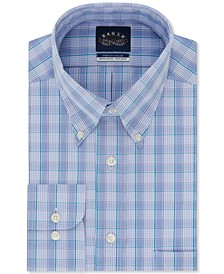 Men's Classic-Fit Check Dress Shirt