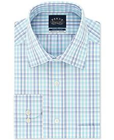 Men's Classic-Fit Check Dress Shirt