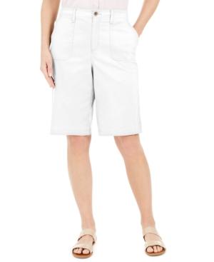 Karen Scott Bermuda Shorts, Created for Macy's