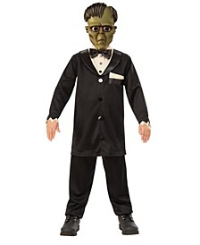 Big Boy The Addams Family Lurch Child Costume