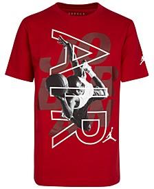 Big Boys Over the Top Cotton T-Shirt