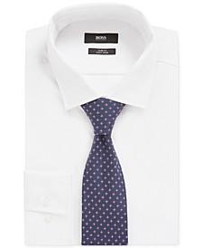 BOSS Men's Bright Pink Tie