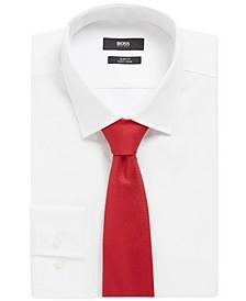 BOSS Men's Medium Red Tie