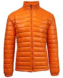 Men's Lightweight Slim-Fit Puffer Jackets