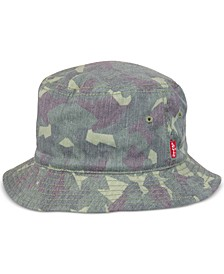 Men's Reversible Camo Bucket Hat