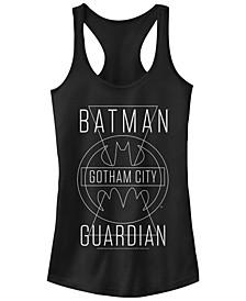 DC Batman Gotham City Guardian Women's Racerback Tank