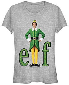 Elf Buddy Outfit Portrait Women's Short Sleeve T-Shirt