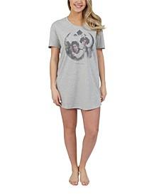 Star Wars Rebel Love Sleepshirt Nightgown, Online Only