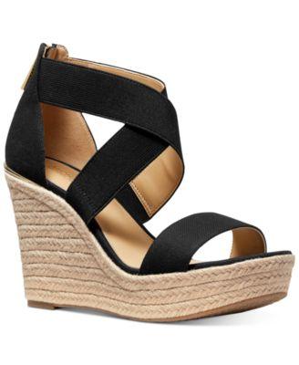 Prue Espadrille Wedge Sandals
