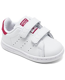 Toddler Girls' Originals Stan Smith Casual Sneakers from Finish Line