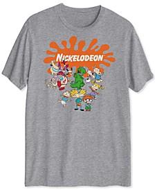 Nickelodeon Men's Graphic T-Shirt