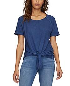 Lou Tie-Hem T-Shirt