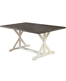 Jambo Solid Wood Dining Table
