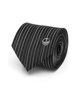 Nightmare Before Christmas Stripe Men's Tie