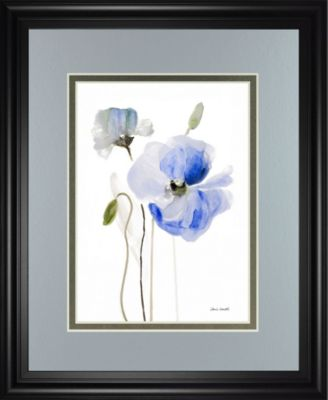 All Poppies II by Lanie Loreth Framed Print Wall Art, 34