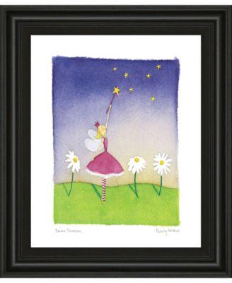 Felicity Wishes IV by Emma Thomson Framed Print Wall Art, 22