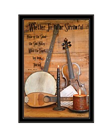 Trendy Decor 4U Music by Billy Jacobs, Ready to hang Framed Print Collection