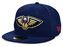 New Orleans Pelicans The Circle Patch 59FIFTY-FITTED Cap