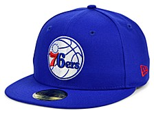 Philadelphia 76ers The Circle Patch 59FIFTY-FITTED Cap