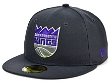 Sacramento Kings The Circle Patch 59FIFTY-FITTED Cap