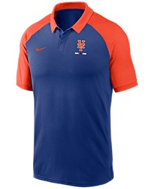 New York Mets Men's Legacy Polo Shirt