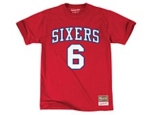 Men's Julius Erving Philadelphia 76ers T-Shirt