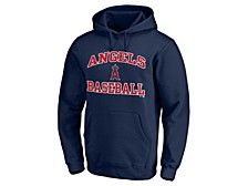 Los Angeles Angels Men's Rookie Heart & Soul Hoodie